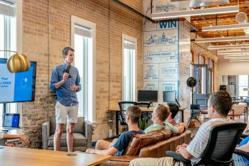 July Pitching Event